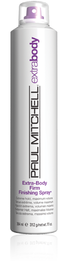 Paul Mitchell Extra Body Firm Finishing Spray from The Colorist Salon