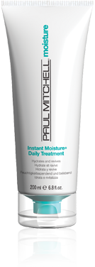Paul Mitchell Instant Moisture Daily Treatment available from The Colorist Bar & Salon in Cleveland, OH