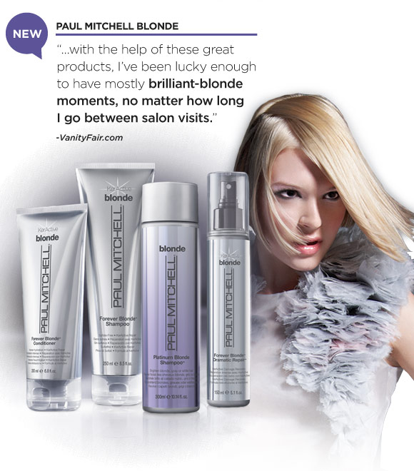 Paul Mitchell Forever Blonde hair products are available at The Colorist Bar & Salon, Cleveland's best hair salon!
