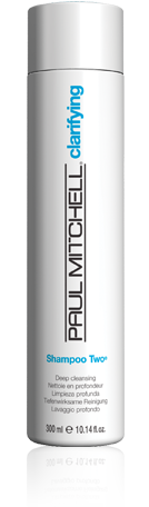 Paul Mitchell Shampoo Two available at The Colorist Bar & Salon in Cleveland, OH