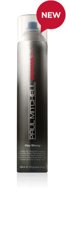Paul Mitchell Stay Strong - strong hold hold hairspray at The Colorist Hair Salon