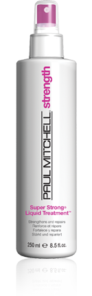 Paul Mitchell Super Strong Liquid Treatment is available at The Colorist Salon & Spa