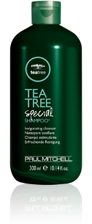 Paul Mitchell Tea Tree Special Shampoo available from The Colorist Bar & Salon in Cleveland, OH