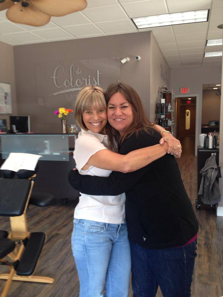 Clients love The Colorist Bar and Salon