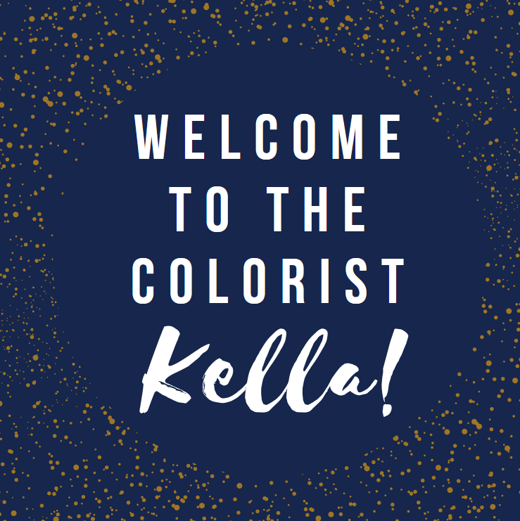 The Colorist Hair Salon in Cleveland Welcomes Kella!