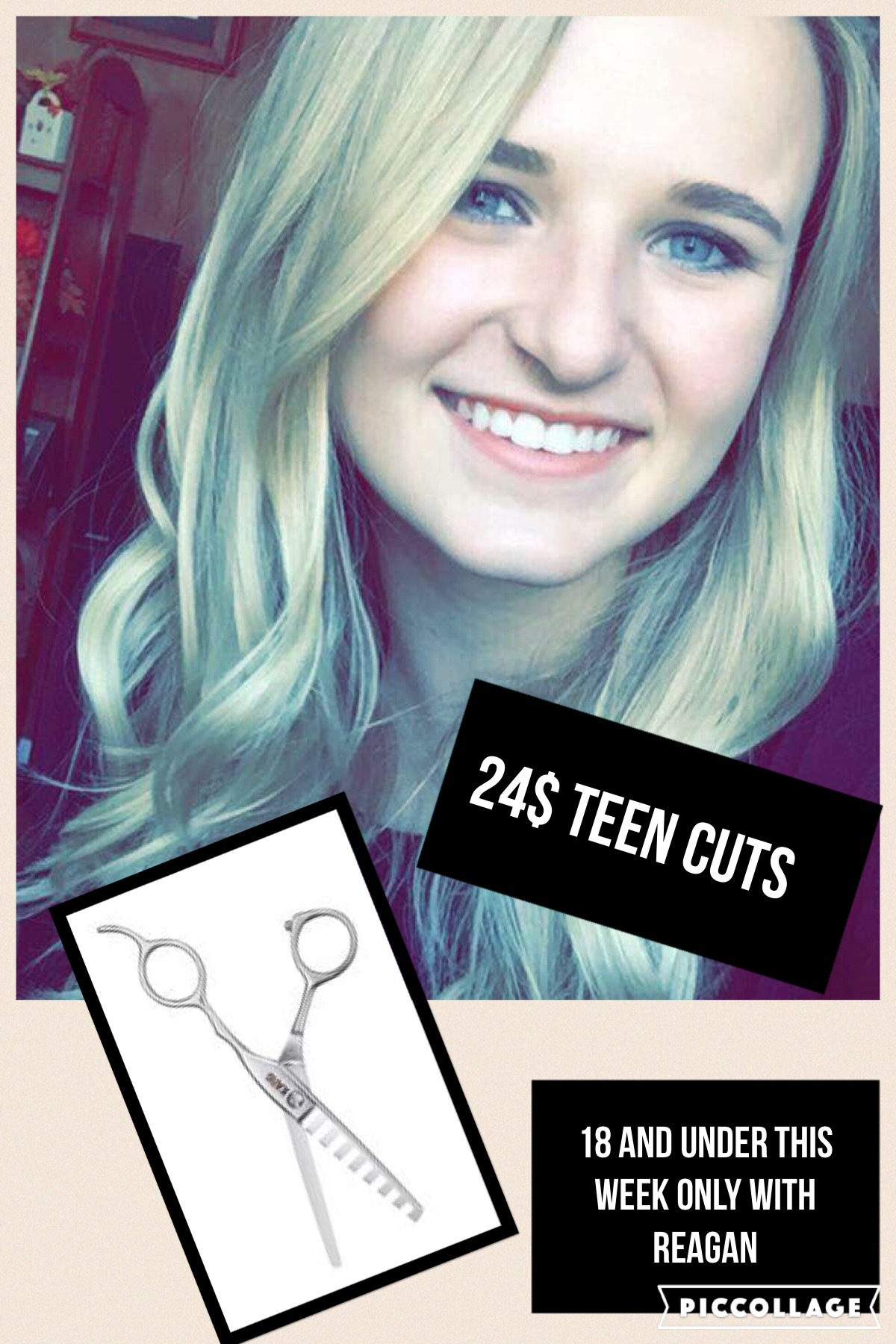 The Colorist Hair Salon in Cleveland is offering $24 haircuts this week for teens!